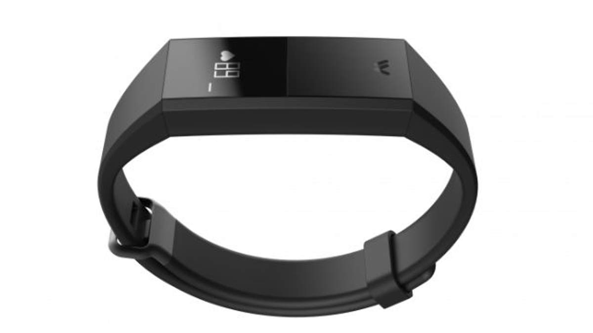 Українські розробники та ПриватБанк створили біометричний платіжний браслет: фото і відео