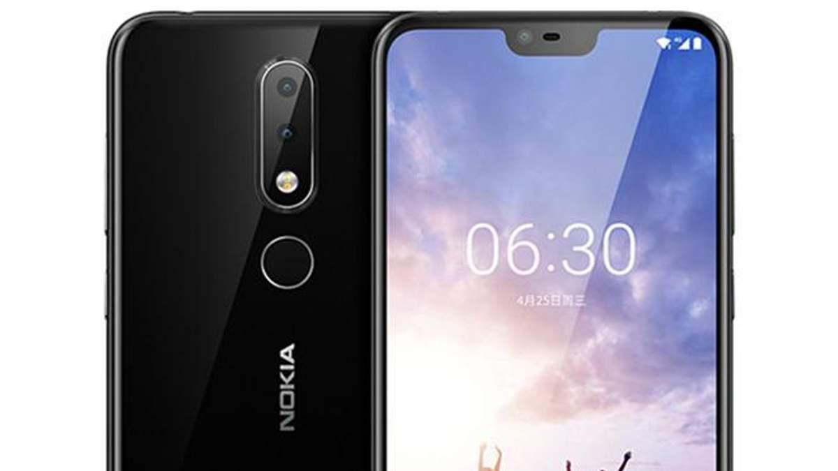 В Китае официально представили Nokia X6: характеристики и цена новинки