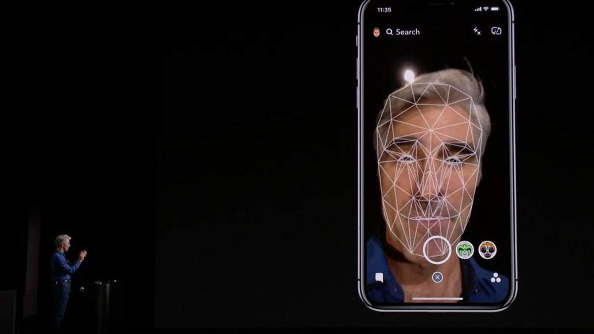 В iPhone может появиться новая функция – распознавание по венами