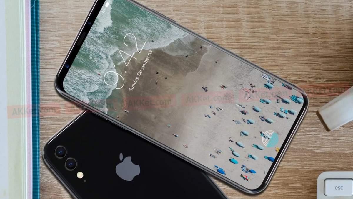 В сети опубликовали концепт iPhone нового поколения: видео