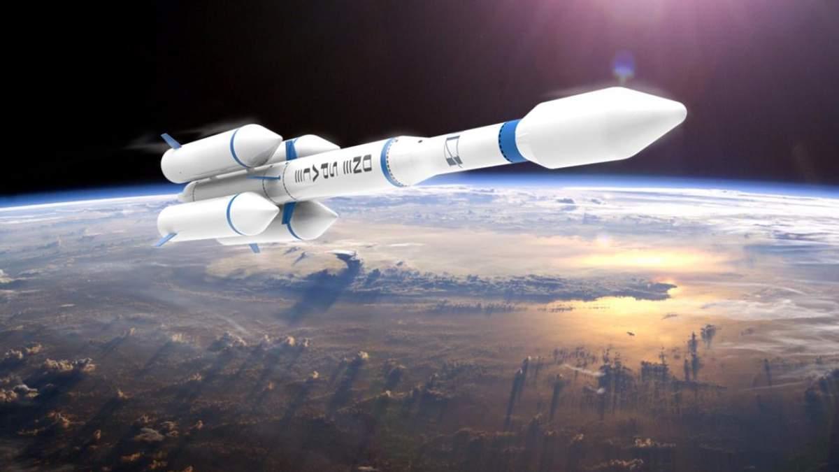 OneSpace запустила первую в Китае коммерческую ракету: видео запуска