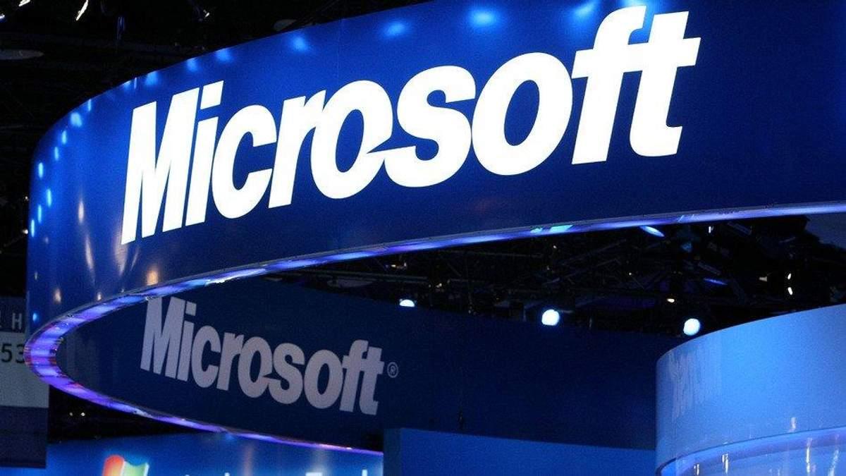 Microsoft випустить недорогий планшет для конкуренції з Apple