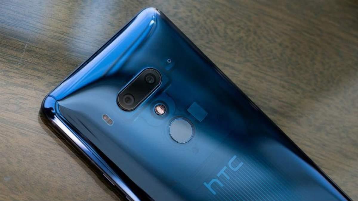 """HTC представила """"ідеальний флагманський смартфон"""" U12+"""
