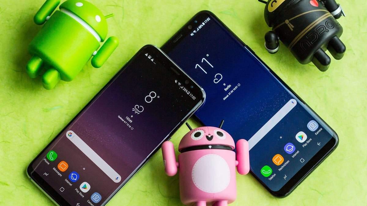 Google випустив критично важливе оновлення для смартфонів Samsung