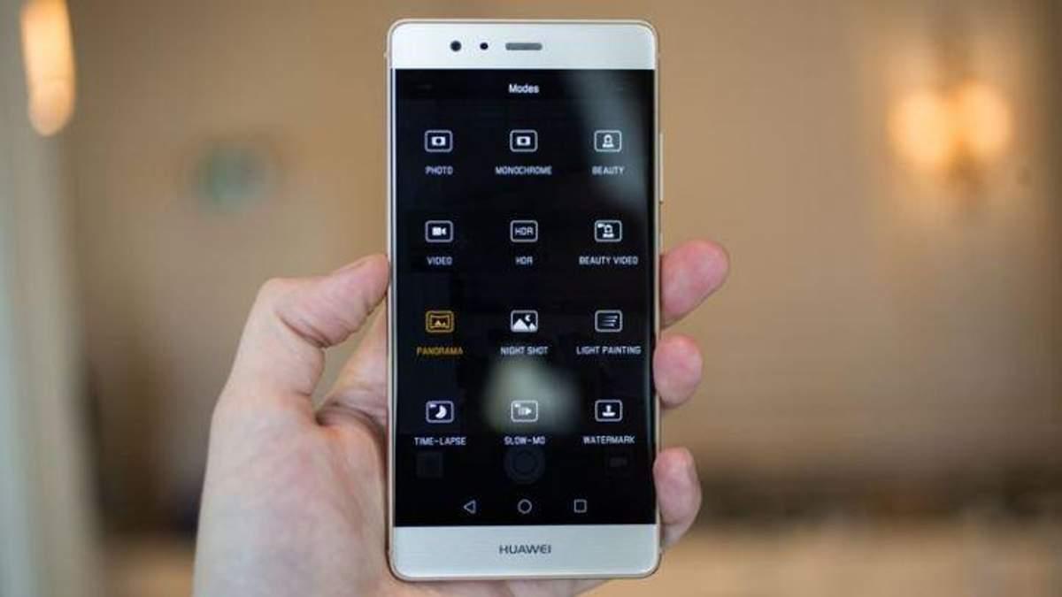 ТОП-три найкрутіші  смартфони від Huawei