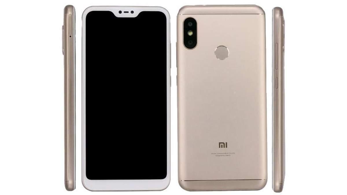 В сети появились фото нового смартфона от Xiaomi