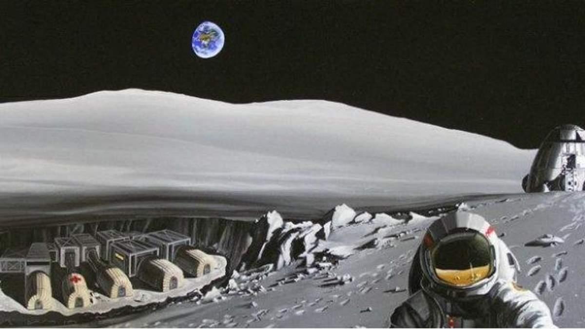 Как будет происходить колонизация Луны: Джефф Безос поделился планами