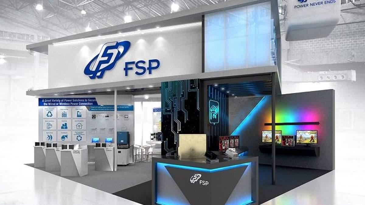 Тайваньская компания FSP представляет новый мощный блок питания