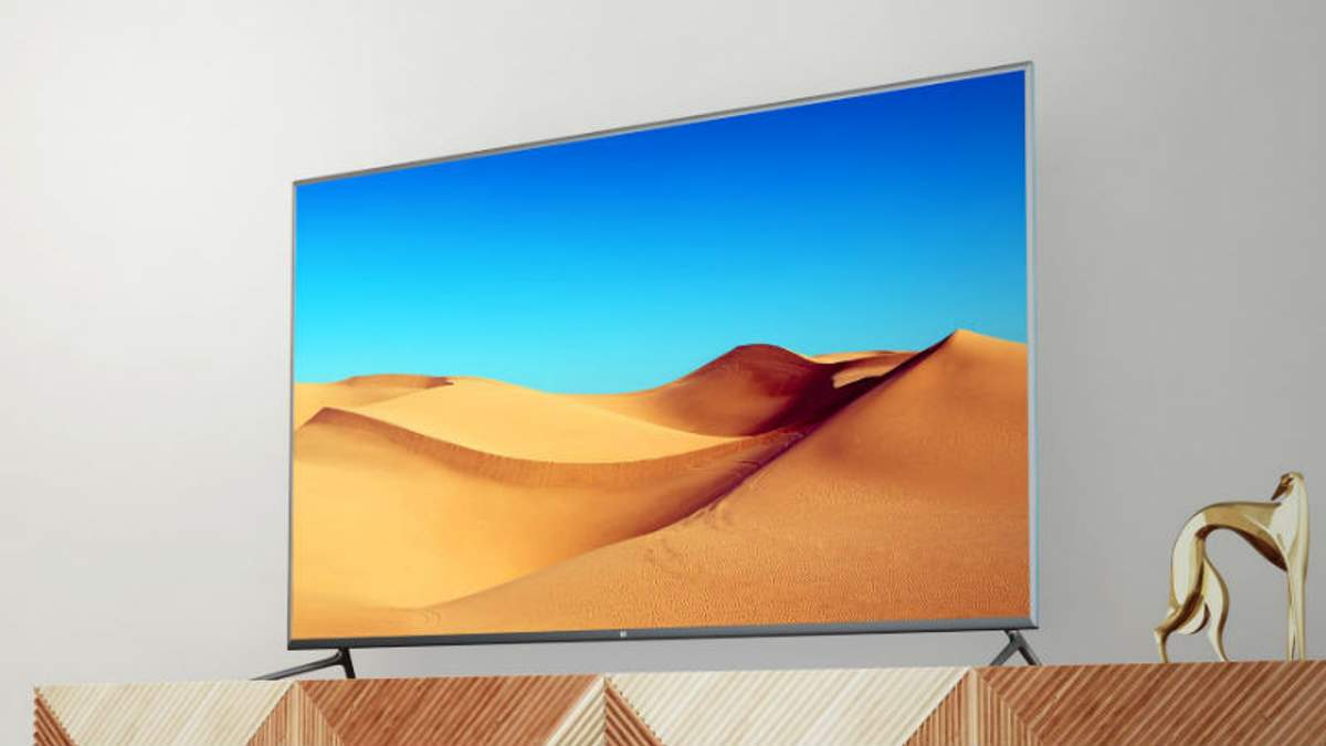 Телевізор Mi TV 4: огляд і характеристики