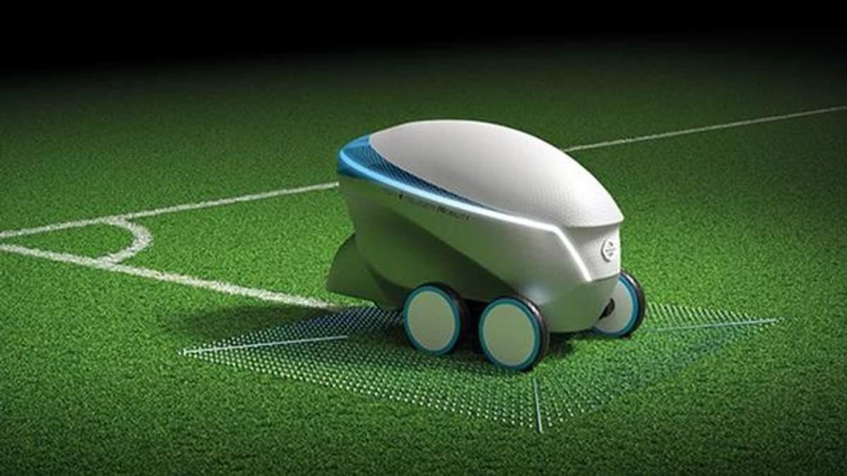 Nissan представила незвичного робота