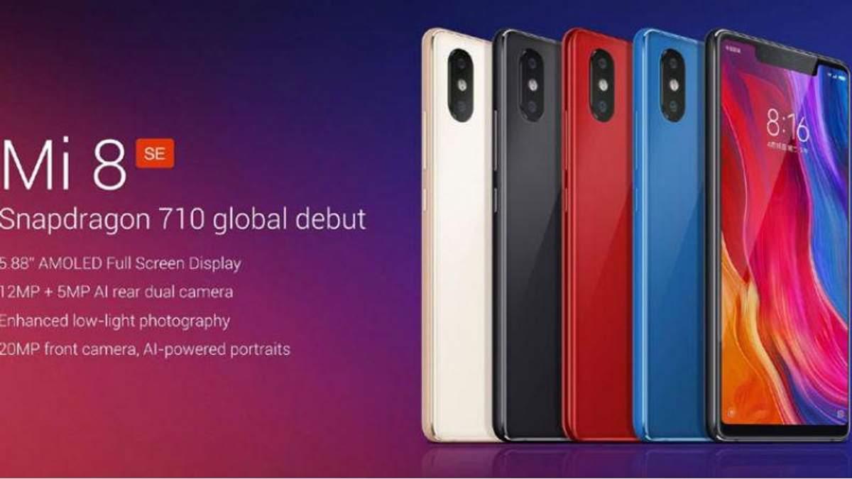 Xiaomi Mi 8: характеристики камеры