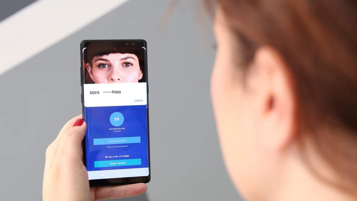 В Android з'явиться функція сканування особи