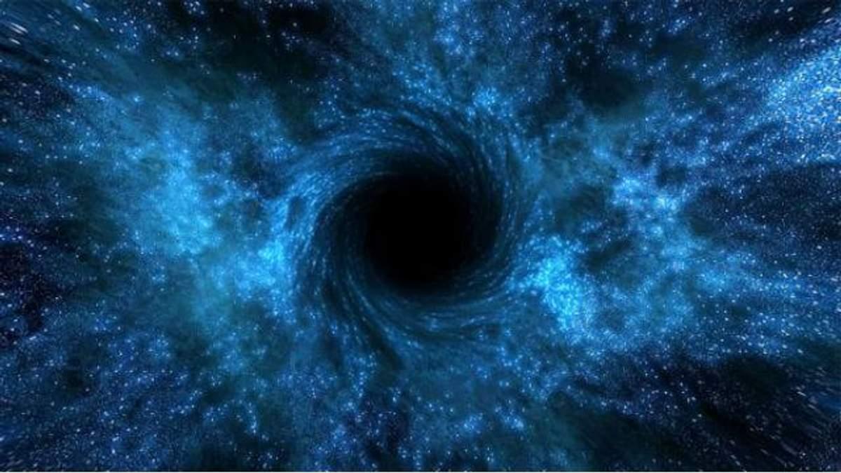 Народження чорної зірки