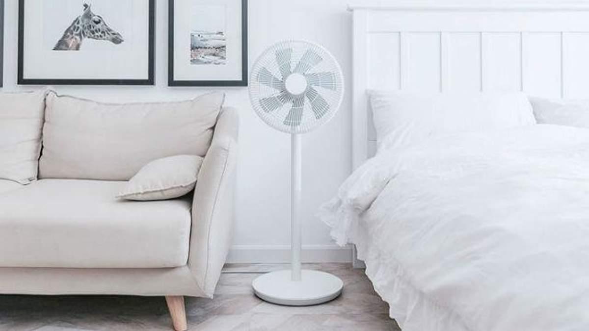 Підлоговий вентилятор Mijia DC