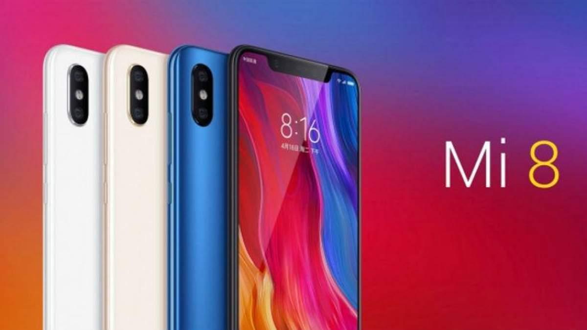 Xiaomi Mi8: відеоогляд