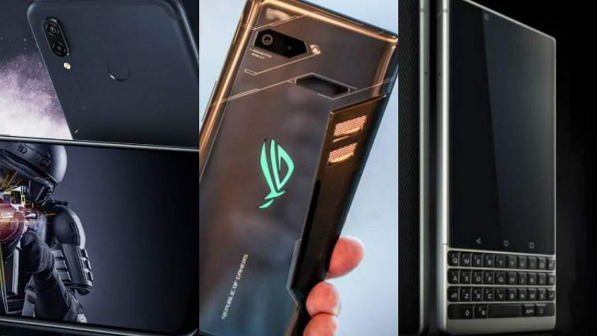 ТОП-3 найкращі смартфони тижня