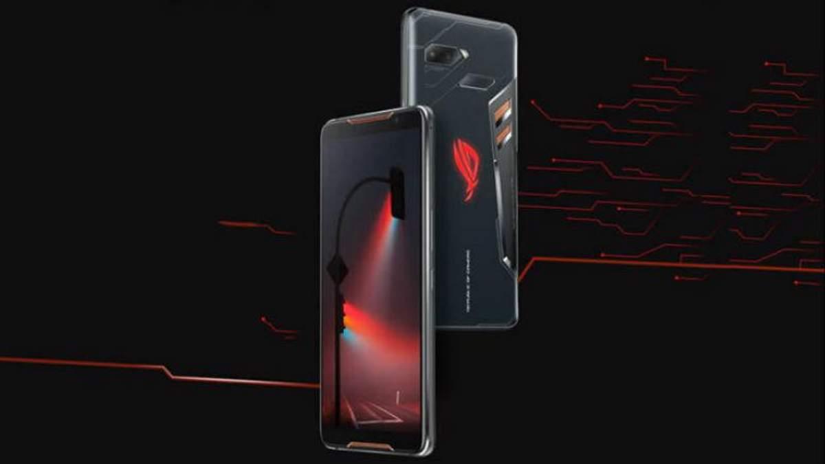Asus ROG Phone: огляд найпотужнішого смартфона в світі
