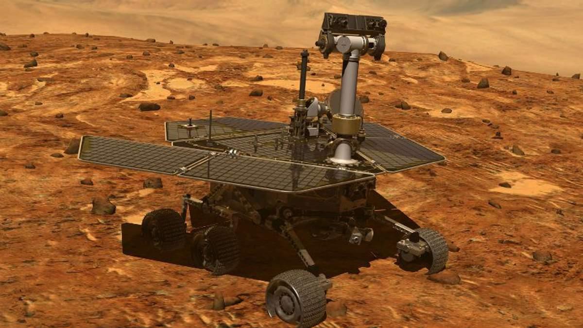 Миссия NASA на Марсе под угрозой
