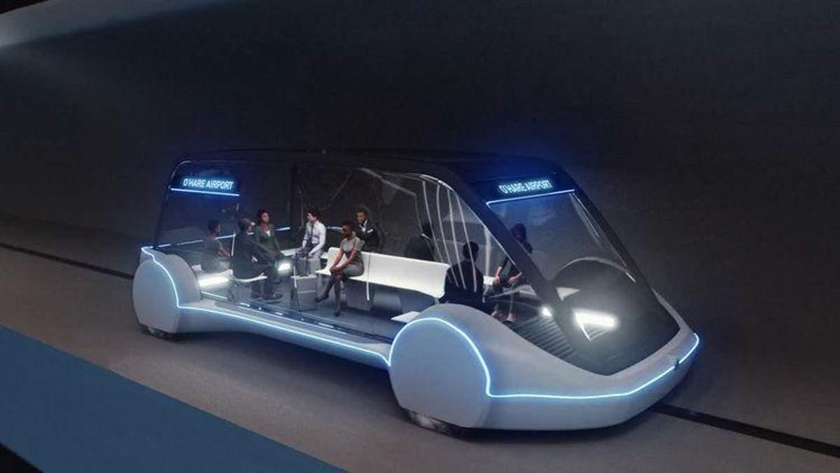 Boring Company побудує підземний експрес в Чикаго