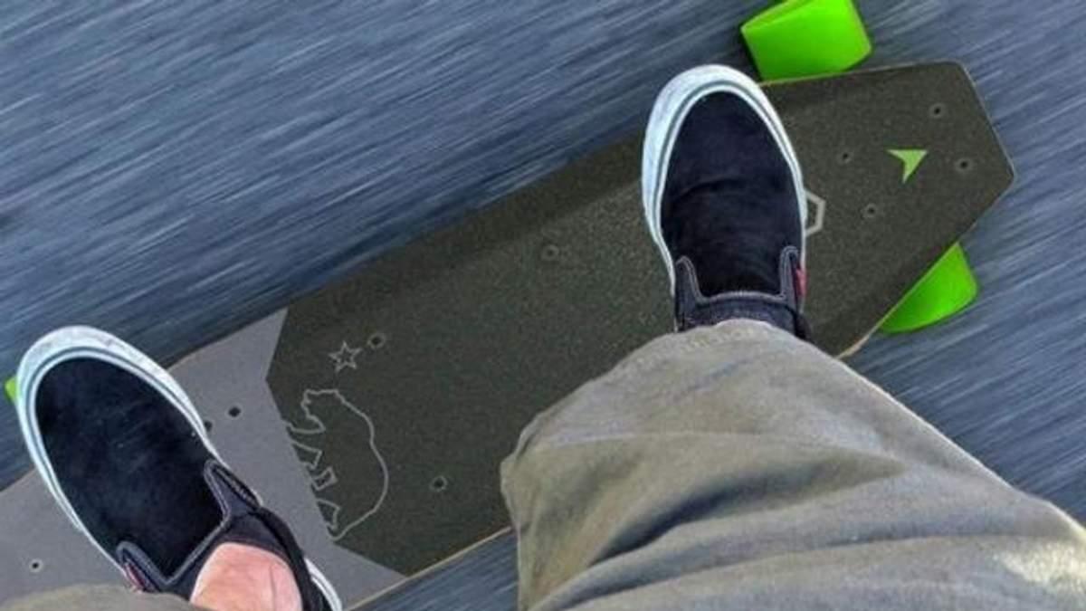 Скейтборд Acton Smart Electric Skateboard