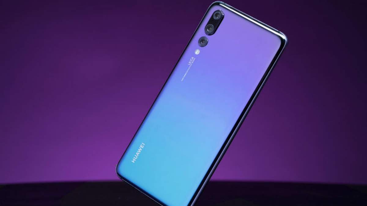 Лучший смартфон 2018 года Huawei P20 Pro