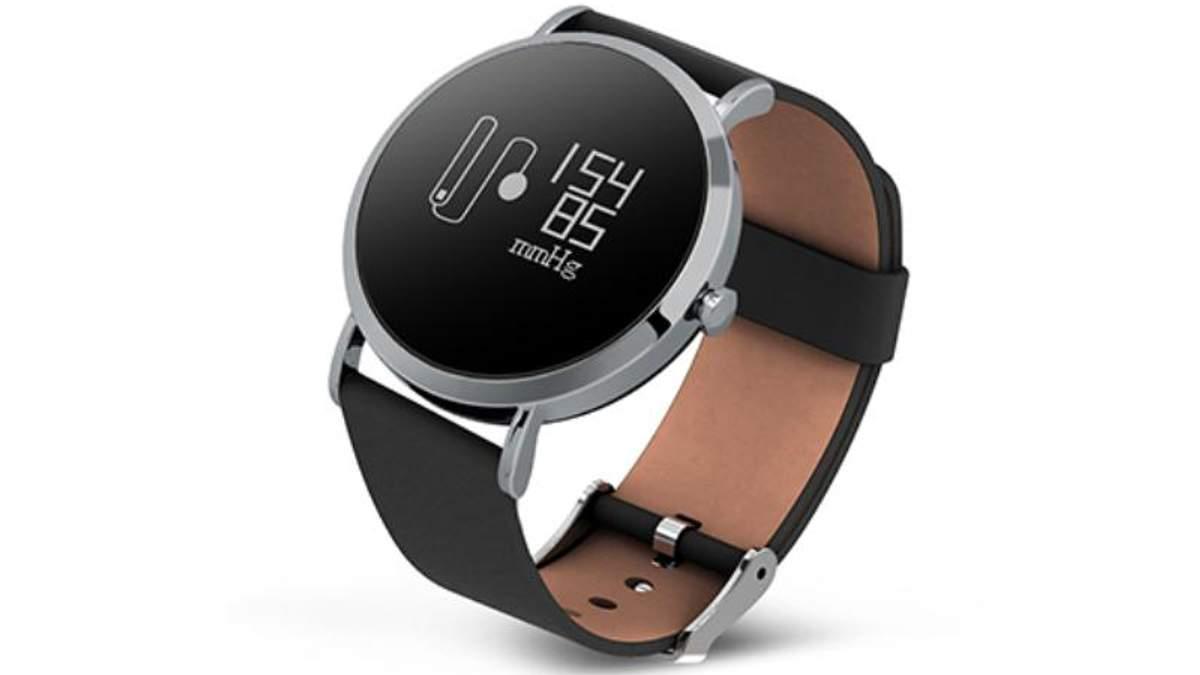 Смарт-годинник EMwatch відслідковує рівень стресу
