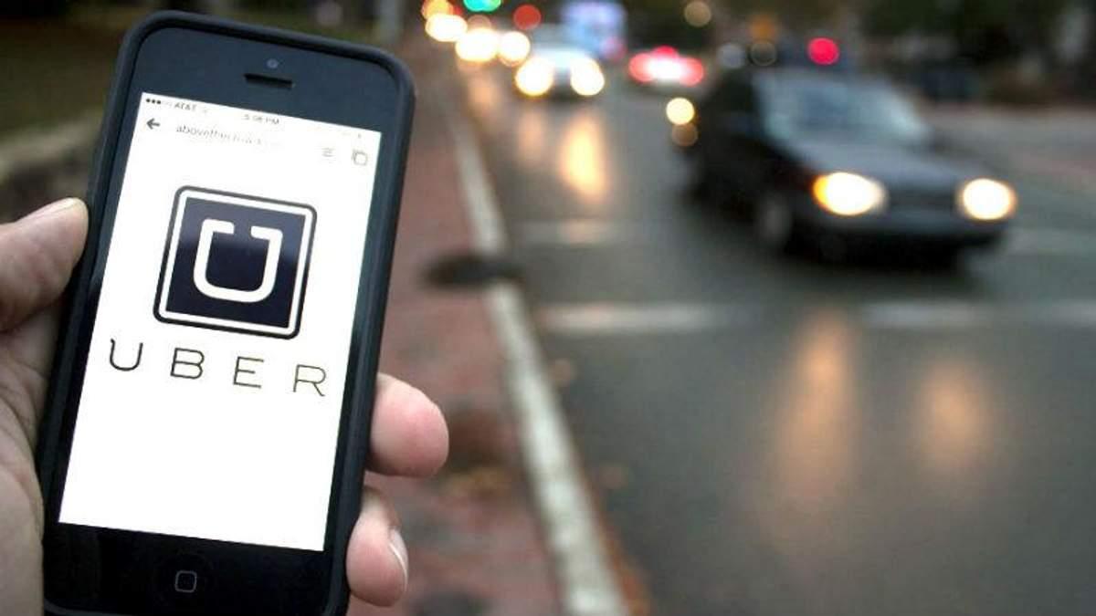 Смертельна ДТП з безпілотником Uber
