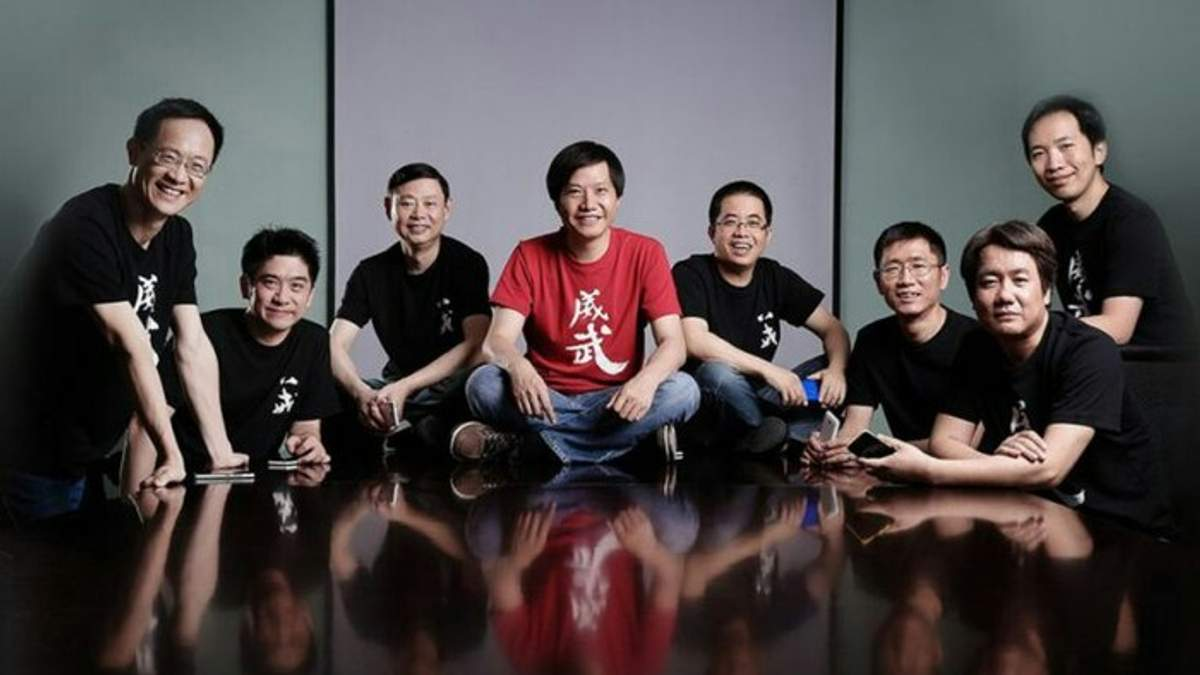 Якими смартфонами користуються керівники Xiaomi