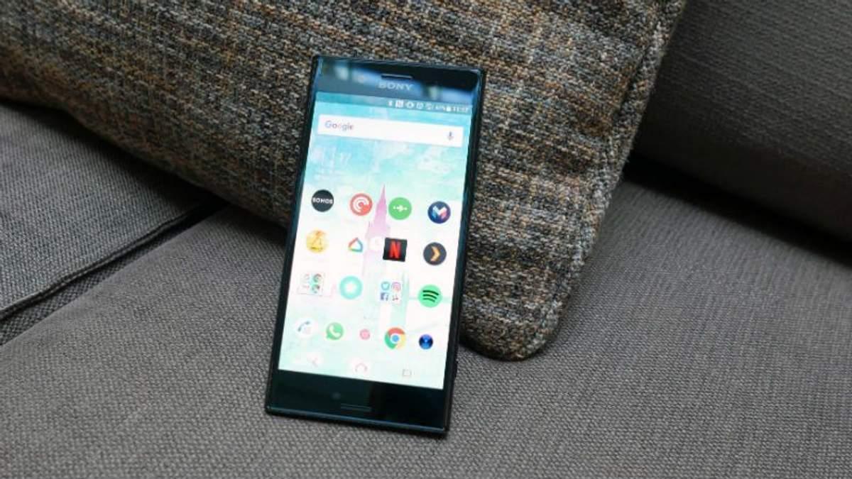Рейтинг лучших смартфонов 2018: Sony Xperia лучшая модель