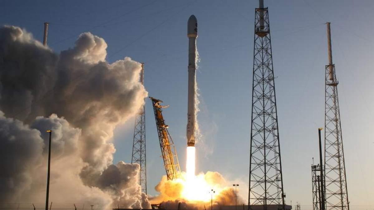 Запуск ракети Falcon 9