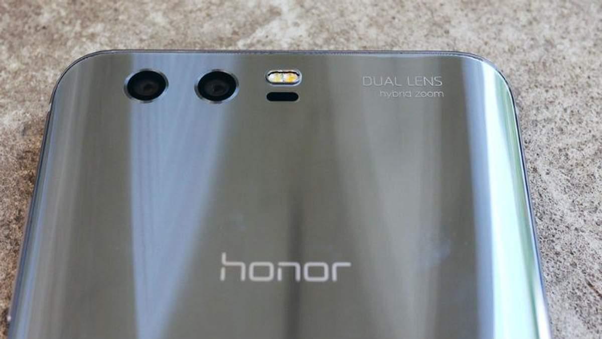 Смартфон выйдет под брендом Honor
