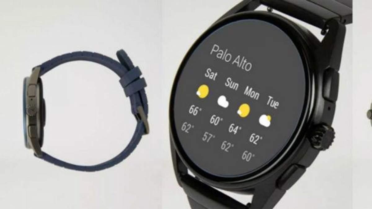 """Стильные смарт-часы Connected Emporio Armani: эффектный дизайн, но цена """"кусается"""""""