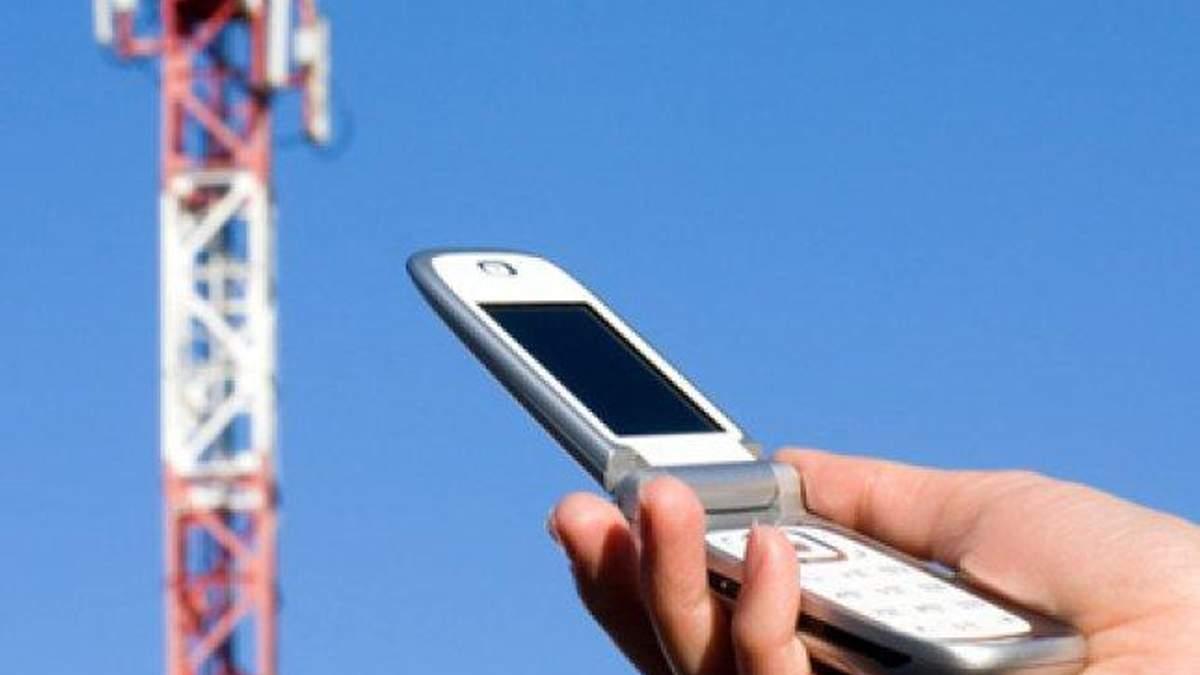 На непідконтрольній Україні території знову зник зв'язок Vodafone