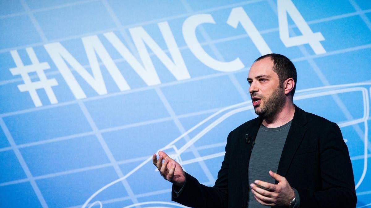 Ян Кум - біографія і історія успіху засновника WhatsApp