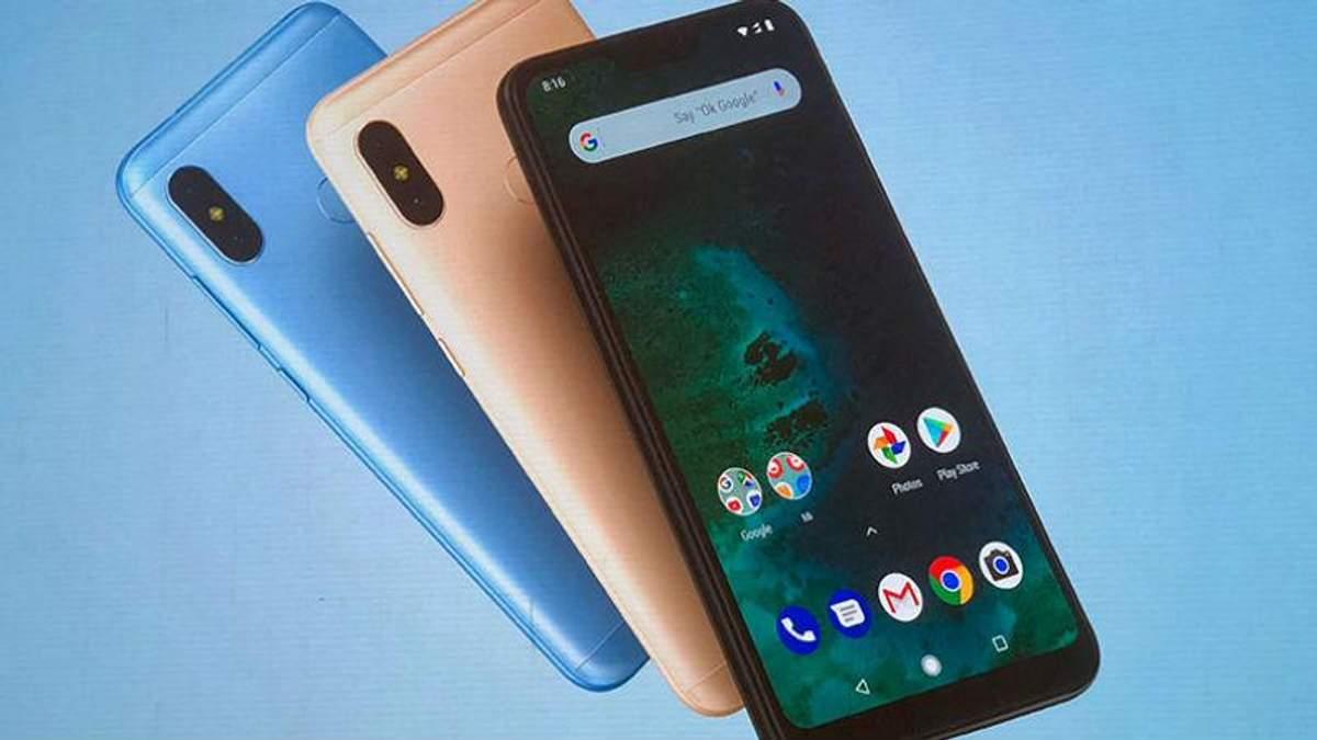 Xiaomi Mi A2: характеристики і ціна