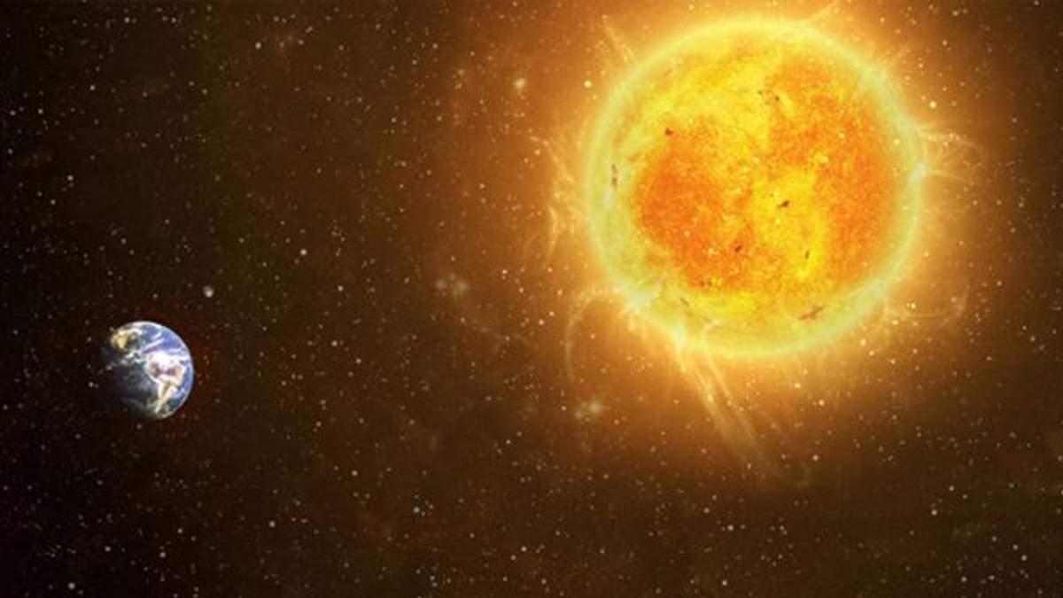 Як звучить Сонце