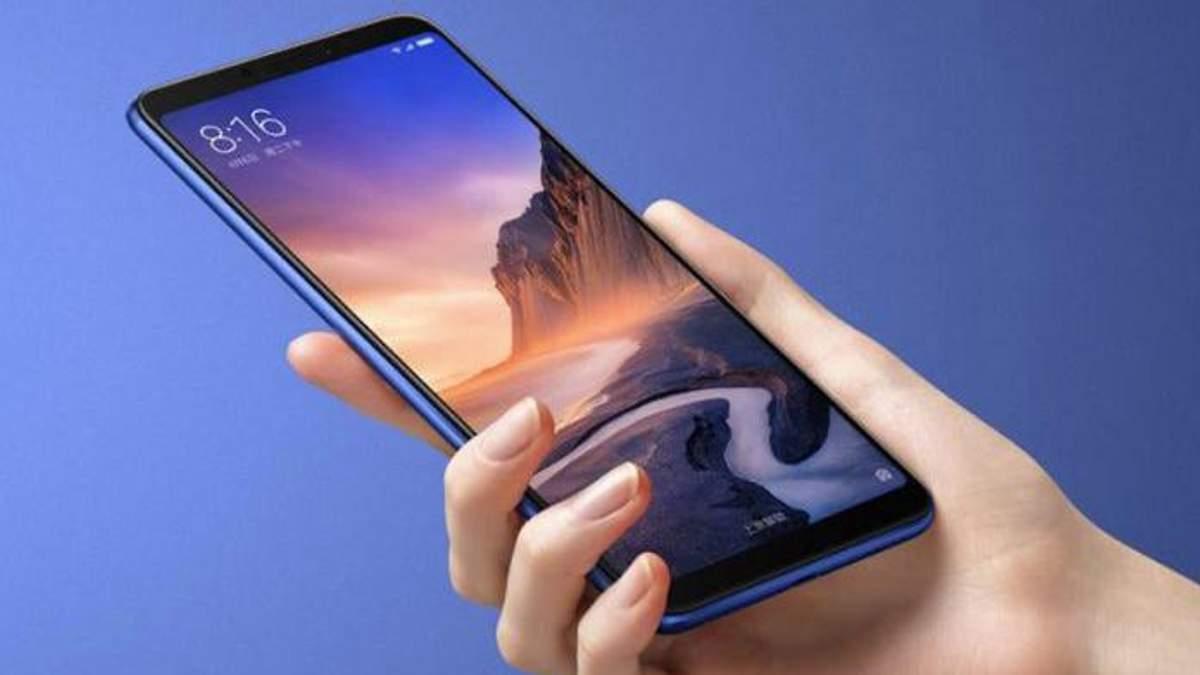 Xiaomi розвінчала всі міфи стосовно смартфона Mi Max 3 Pro