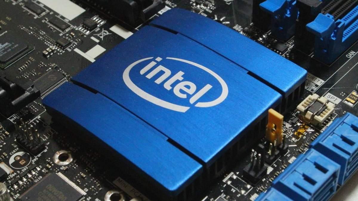 Які процесори планує випустити Intel