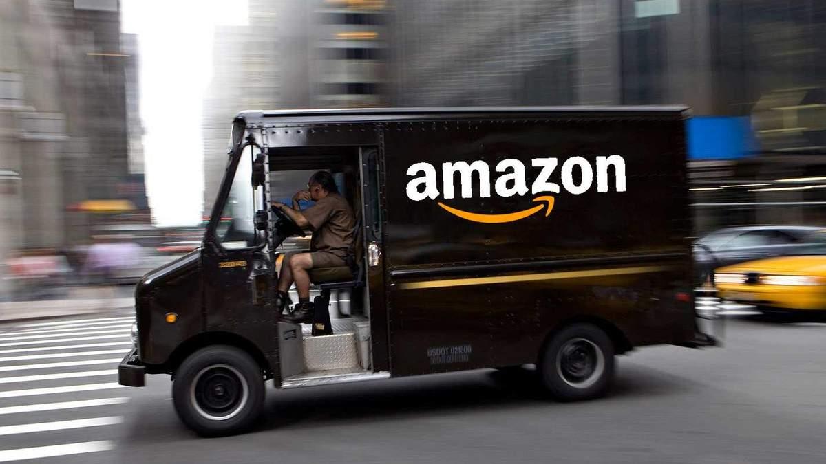 Як працює інноваційний сервіс Amazon Key