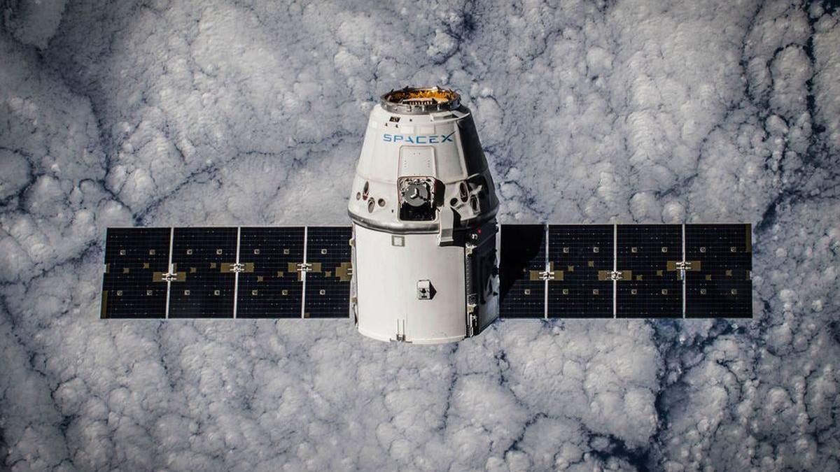 Корабль доставил на Землю результаты исследований и экспериментов