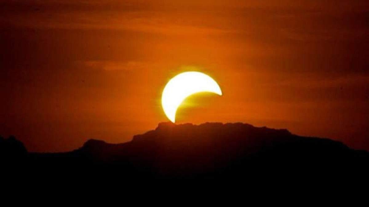 Останнє часткове сонячне затемнення у 2018 році: коли і де його можна побачити