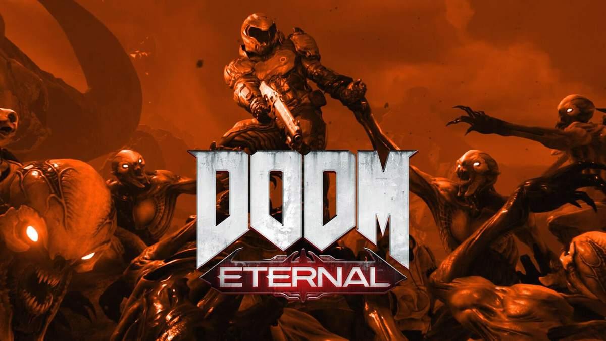 Игра DOOM Eternal: первые детали и трейлер шутера