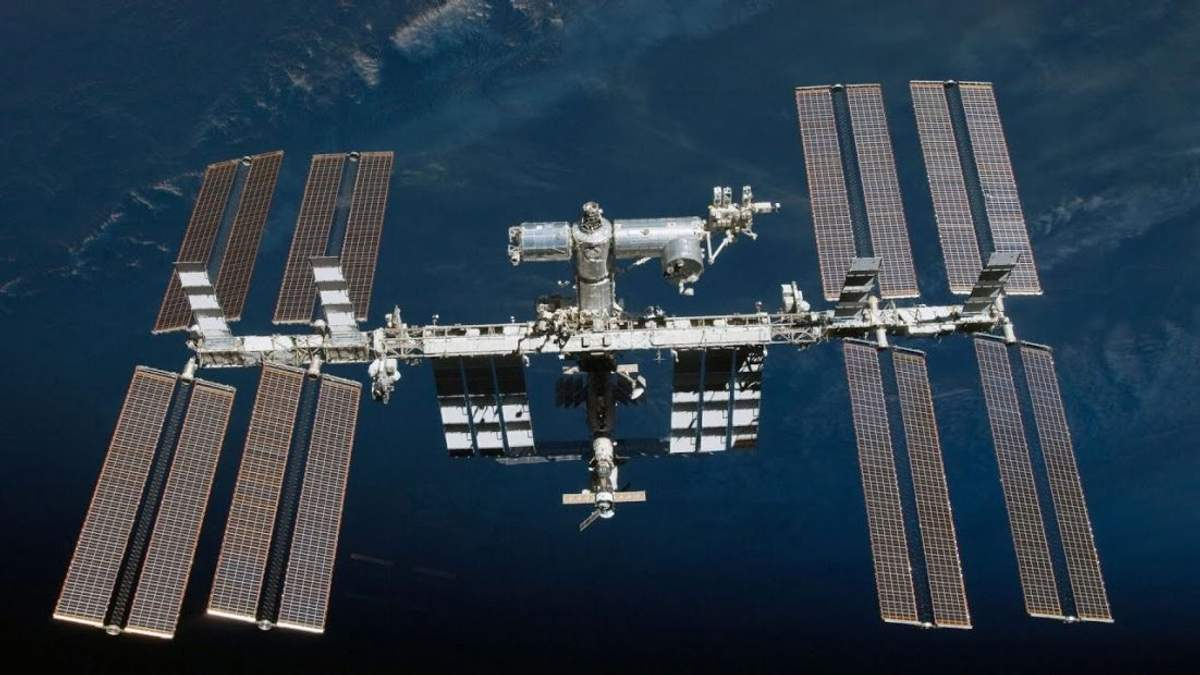 На Международной космической станции произошла утечка воздуха