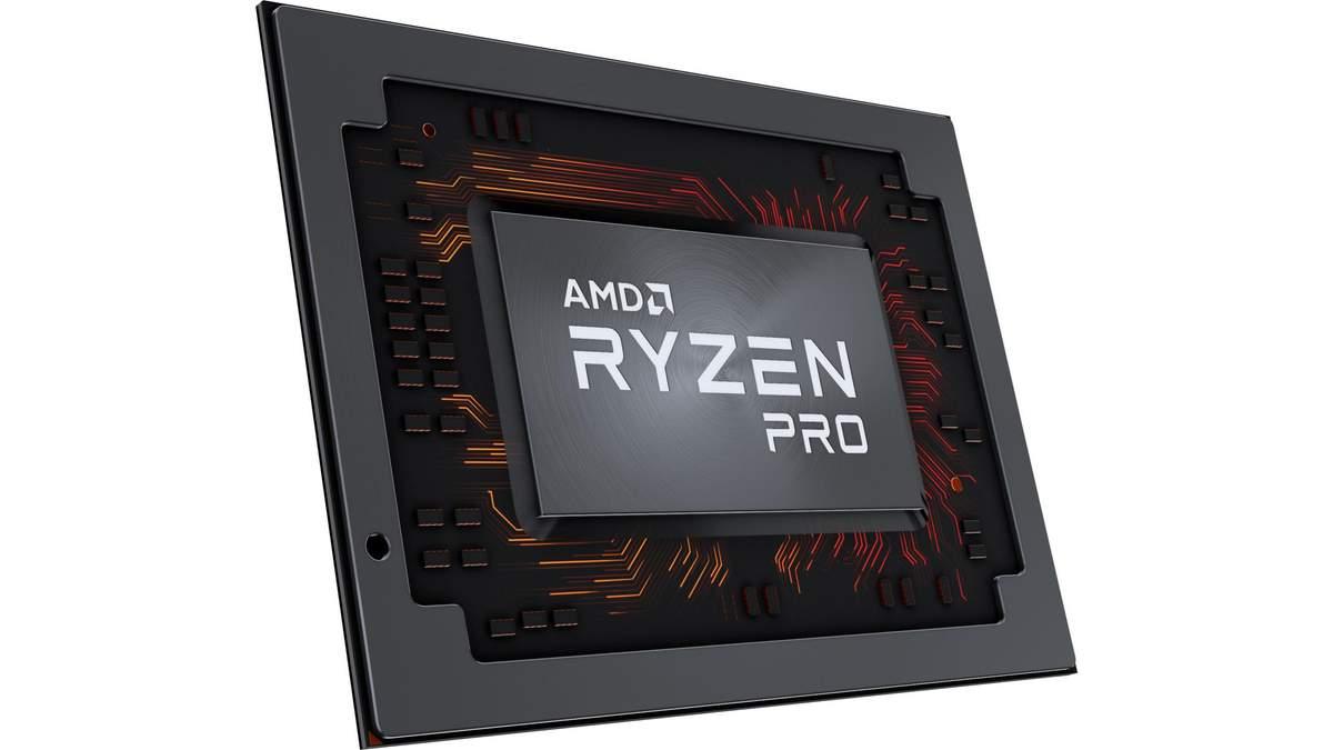 AMD готовится представить новые процессоры Ryzen Pro и Athlon Pro