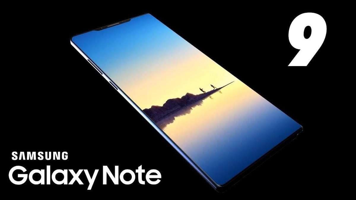 Флагманский Samsung Galaxy Note 9: появились первые жалобы