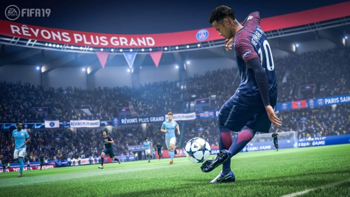 FIFA 19 - системні вимоги і трейлер футбольного симулятора