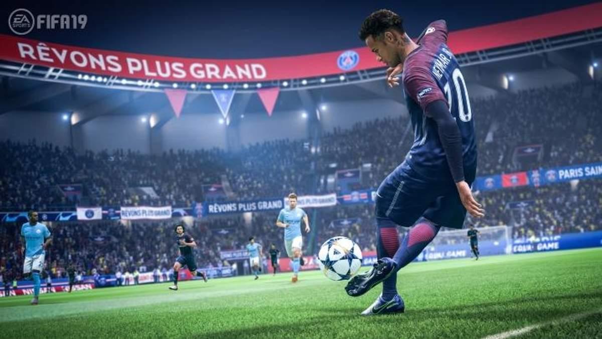 FIFA 19 - системные требования и трейлер футбольного симулятора