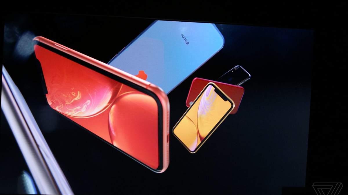 iPhone XR - характеристики, ціна, фото нового iPhone