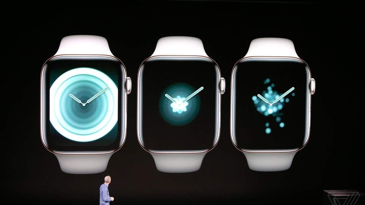 Apple Watch Series 4 - характеристики і ціна смарт-годинника