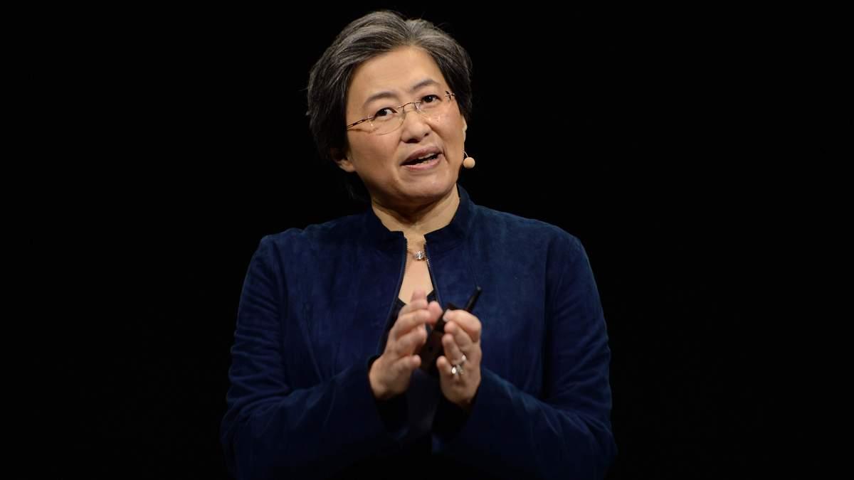 Лиза Су - биография и история успеха руководителя AMD